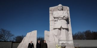 trump-at-mlk-memorial