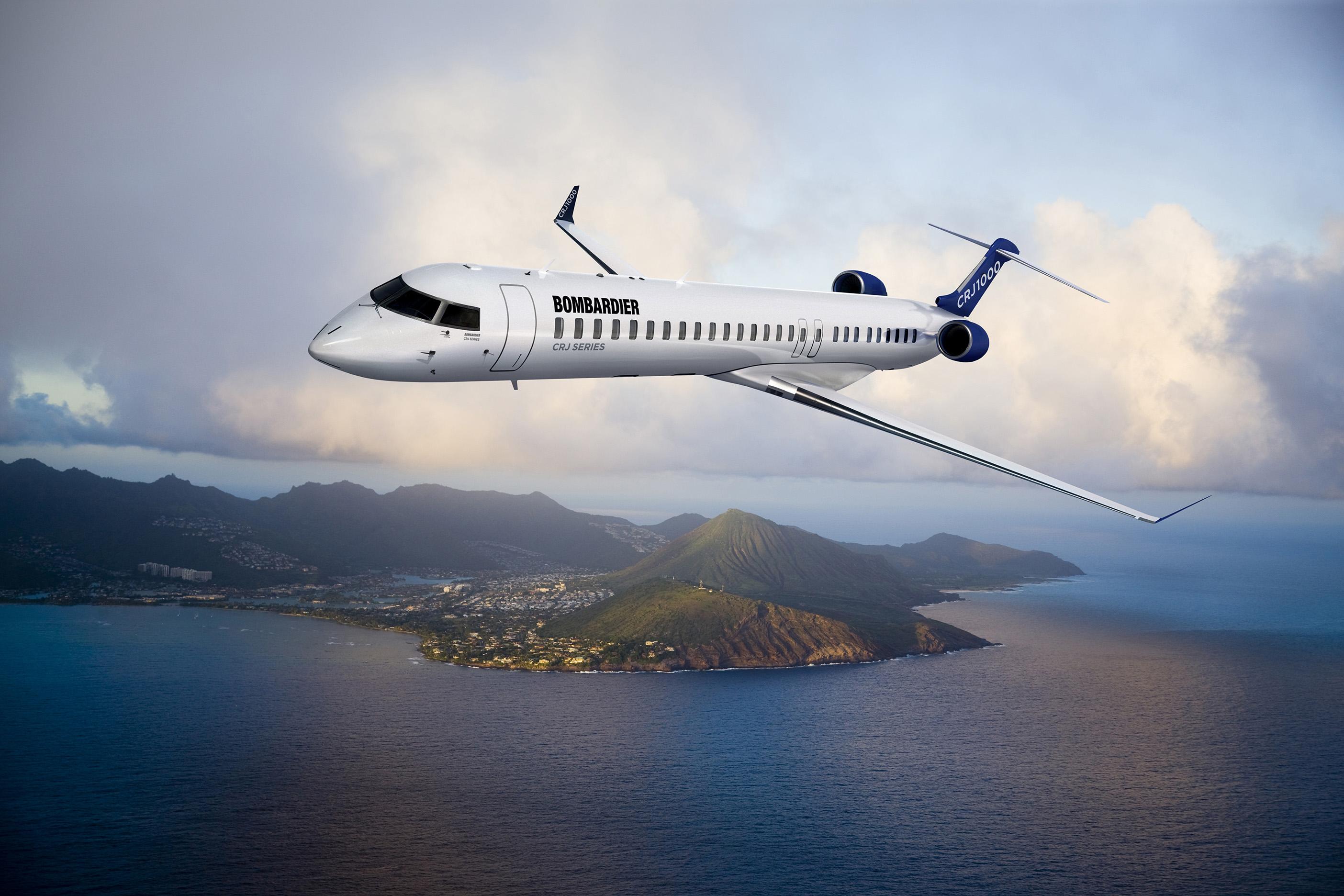 Resultado de imagen para Bombardier CRJ550