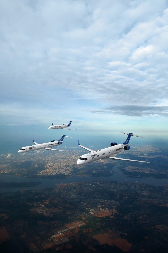 Bombardier-CRJSeries-regional-jets