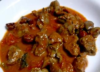 chicken-liver-curry-recipe
