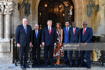 donald-trump-meets-with-caribbean-leaders