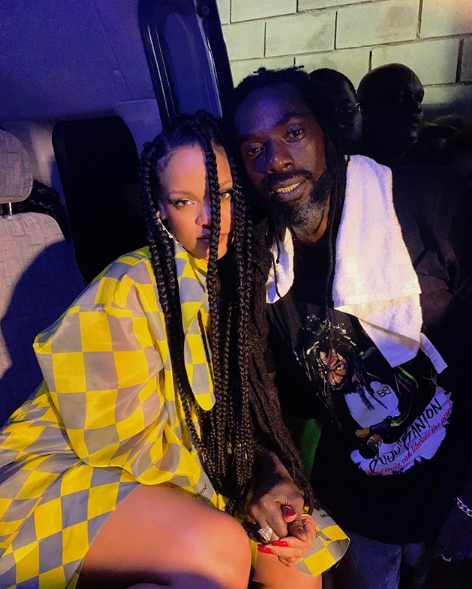 Rihanna-and-Buju-Banton-Barbados-April2019