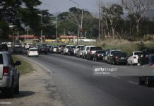 FUEL-SHORTAGE-IN-VENEZUELA