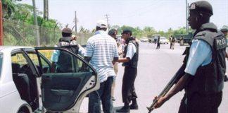 guyana-police