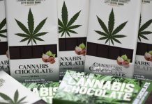 CANNABIS-CHOCOLATE