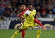 GUYANA-GOLD-CUP-DEBUT