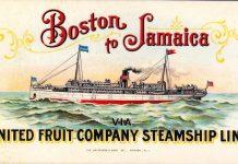 United-fruit-company-BOSTON-TO-JAMAICA