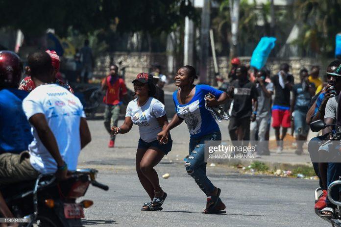 haiti-protests-2019