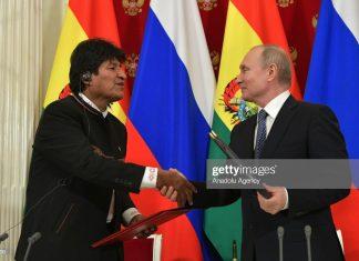 PUTIN-AND-BOLIVIA-PRESIDENT