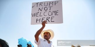 TRUMP-NOT-WELCOME-HERE