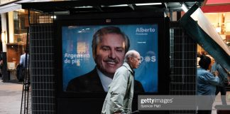 ARGENTINA-ELECTIONS-2019