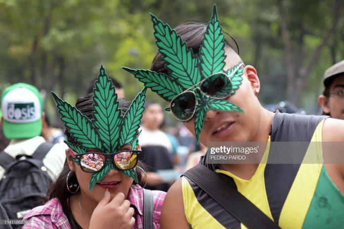 MEXICO-MARIJUANA