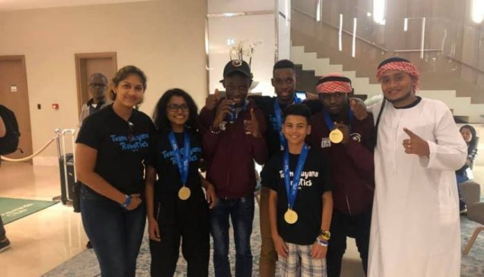 STEM-GUYANA-WINS-IN-DUBAI