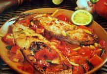 creole court bouillon of fish recipe st martin