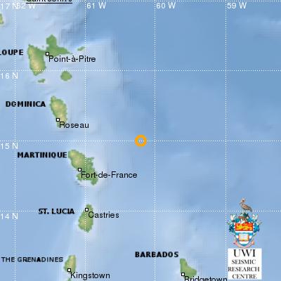 CARIBBEAN-earth-quakeS