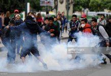 BOLIVIA-PROTEST