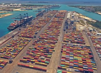 BAHAMAS-CONTAINER-PORT