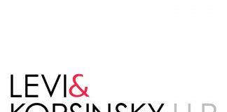 LEVI & KORSINSKY, LLP LOGO