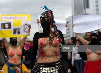 chile-women-protest
