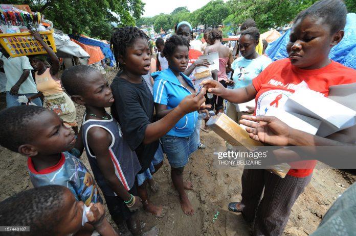 haiti-aids-effort