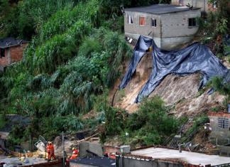 BRAZIL-FLOODING-2020