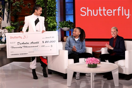 deandre-arnold-on-the-ellen-de-generes-show