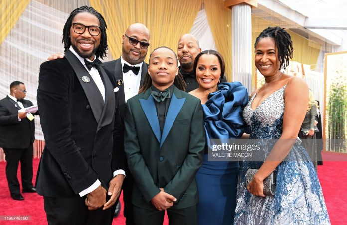 deandre-arnold-at-the-oscars
