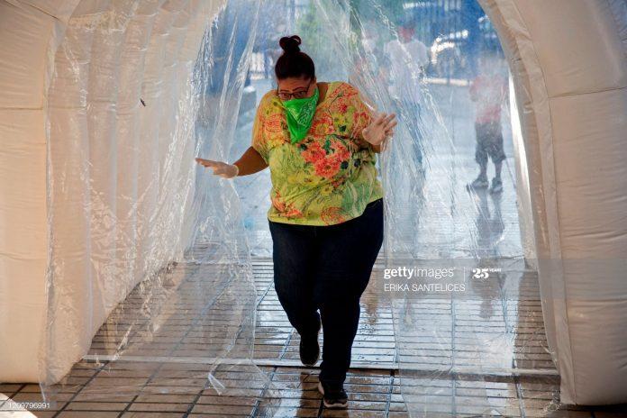 DR-sanitation-tunnel
