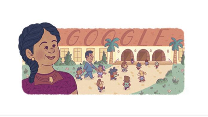 google-doodle-honors-Felicitas-Mendez,
