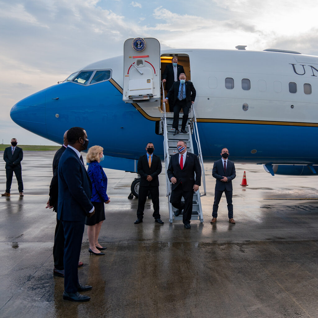 mike-pompeo-touches-down-guyana