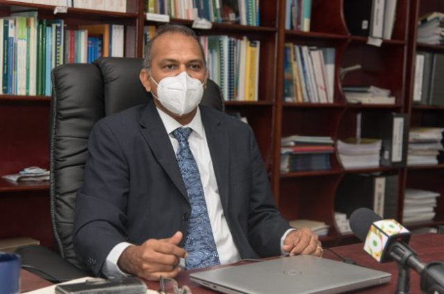 guyana-minister-of-health-2020-Dr-Frank-Anthony