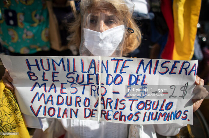 venezuelan-protests