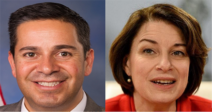 Lujan-and-Klobuchar-to-replace-pelosi-and-schumer