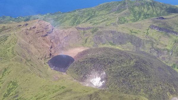 La-Soufrière-Volcano