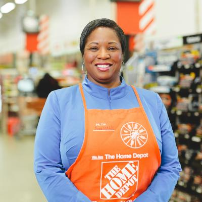 ana marie campbell home depot