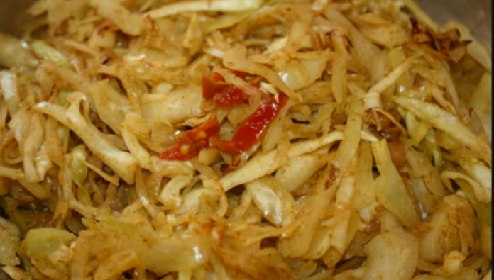 caribbean-recipes-curried-cabbage