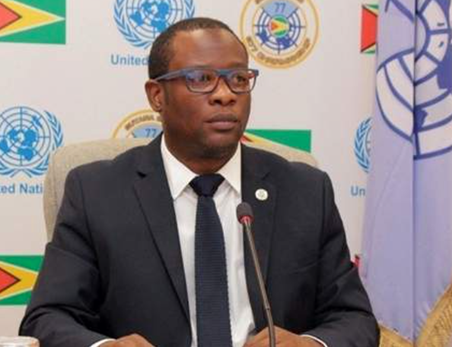 guyana-minister-of-foreign-affairs