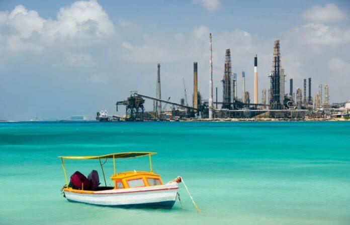 aruba-oil-refinery