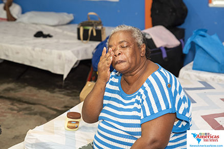 farmer-patricia-robertson-at-buccament-shelter-svg