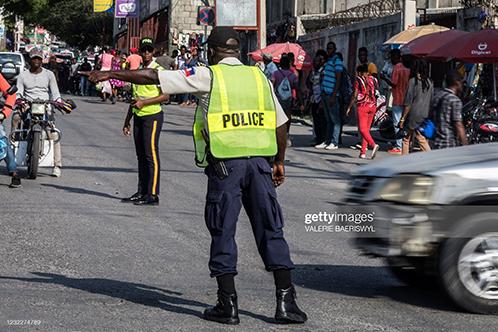 haiti-police