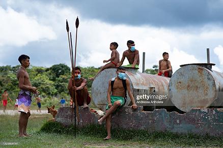 Yanomami-brazil