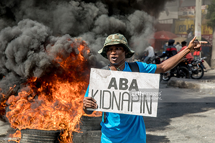 haitian-protest-kidnappings