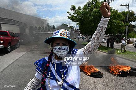 honduras-protests