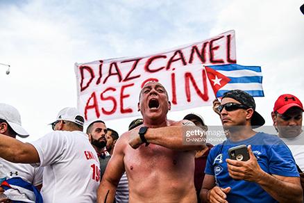 miami-cuban-protest