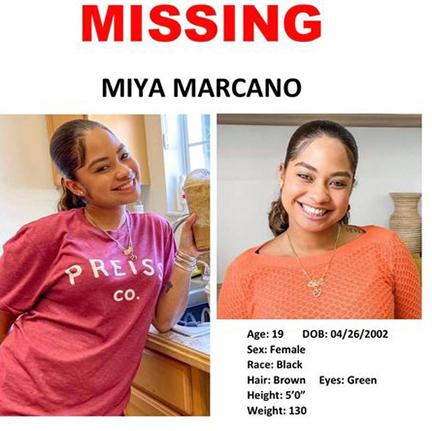 Miya-Marcano-daughter-of-trinidad-deejay-still-missing